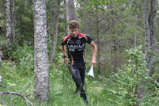Hardøkt i Rauland, Camp Norway. Foto: Ivar Haugen